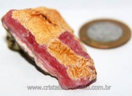 Rodocrosita Argentina Extra Pedra Natural Garimpo Cod 101704