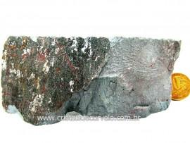 Hematita Bruto Pedra Natural Ideal Colecionador ou  Esoterismo Cod 400.5