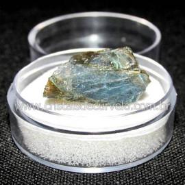 Labradorita Canadense Mineral Natural No Estojo Cod 114216