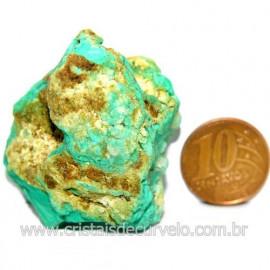 Crisoprasio Bruto Especial Pedra da Esperança Cod 119680