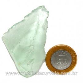 Obsidiana Verde Pedra Vulcanica Ideal P/ Coleçao Cod 128427