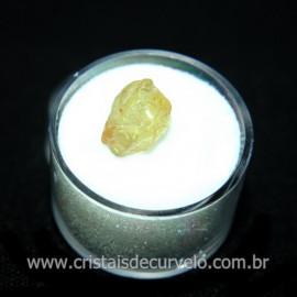 Crisoberilo Mineral Raro Grupo do Berilo Boa Cor Cod 118459