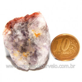 Auralite 23 Cacoxenita Kindred Cristal do Espírito Cod 123749