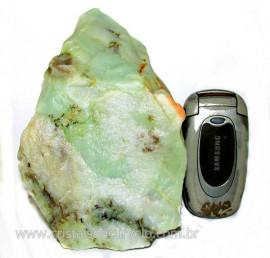 Pirofilita Verde Com Dendrita Natural De Garimpo Cod PV5577