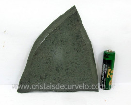 Ardosia Bruto Pedra Pra Colecionador ou Estudante de Minerais Geologia Cod 79.8