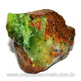 Opala Verde Pedra Genuina P/Coleçao ou Lapidaçao Cod 114706