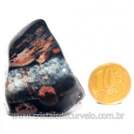 Olho de Falcão Rolado Pedra Natural Origem África Cod 123563