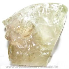 Prasiolita Ametista Verde Natural P/ Colecionador Cod 115158