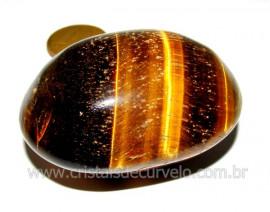 Massageador Sabonete OLHO DE TIGRE Pedra Natural Cod SO6379