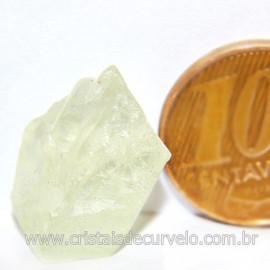 Hidenita ou Kunzita Verde Pedra Natural Cod 126783