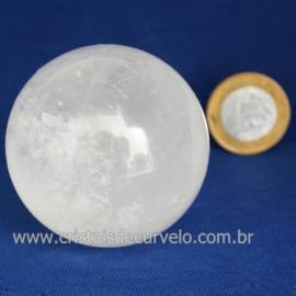 Bola Cristal Comum Qualidade Pedra Uso Esoterico Cod 121648