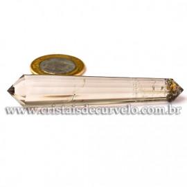 Voguel Bi Terminado Cristal Fumê 12 Faces Vogel Cod 112771