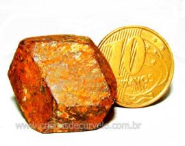 Granada Andradita Comum Mineral Para Colecionador Cod GC2319