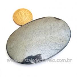 Massageador Sabonete HEMATITA Massagem Terapeutica Cod 121857