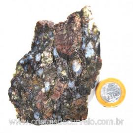 Riolita Rosa Rocha Vulcânica Pedra de Garimpo Bruto Cod 128052