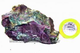 Rubi Pedra Bruto Natural na Matriz de Corindon Cod RC9719