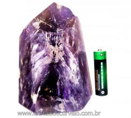 Ponta Pedra Fumetista Natural garimpo Lapidado Cod PF9067