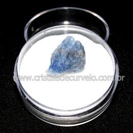 Safira Corindon Natural no Estojo Para Colecionar Cod 114364