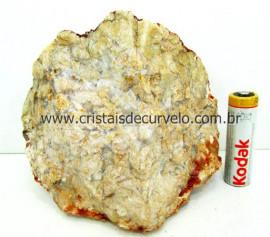 Calcedonia Geodo Pedra Natural Bruto de Garimpo Para Colecionador Cod 708.4