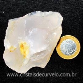 Quartzo Opalado Cristal Nevoado Pedra Natural Cod 114681