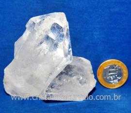 Drusa Cristal Pedra Quartzo Natural Boa Qualidade Cod 119543