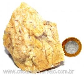 Calcedonia Geodo Pedra Bruto Natural de Garimpo Cod 110400