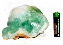 Fluorita Verde Pedra Natural Bruto Para Esoterismo Cod FV7525