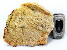 Calcedonia Geodo Pedra Natural Bruto de Garimpo Para Colecionador Cod 1.032