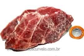 Aragonita Roxa Pedra Bruto Mineral Natural Cod AR3354