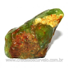 Opala Verde Pedra Genuina P/Coleçao ou Lapidaçao Cod 114708