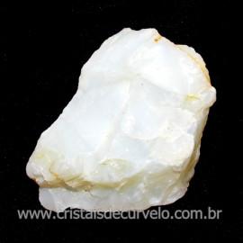 Opala Branca Pedra Genuina P/Coleçao ou Lapidaçao Cod 113855