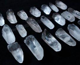 1KG Cristal Lemuria Pequeno Pra Montagem de Pingentes Cod 29.0