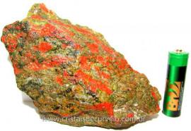 Unakita Pedra Bruta Natural De Garimpo Boa Cor Cod UB2962