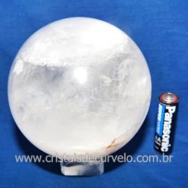 Bola Cristal Comum Qualidade Pedra Uso Esoterico Cod 117833