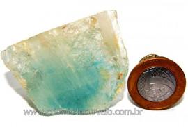 Topazio Azul Mineral Bruto Natural Pedra Extra Cod TA9968