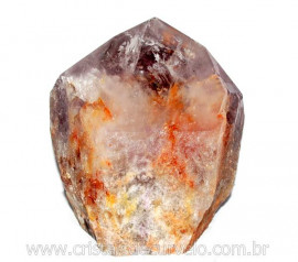 Ametista Terminado Grande Base Serrada Bruto Natural Mineral Comum Cod 5.058