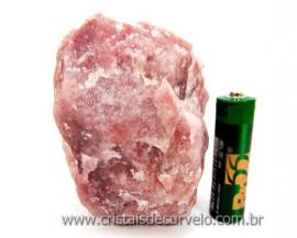 Quartzo Morango Pedra natural Para Colecionador ou Esoterismo Cod 290.8