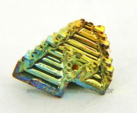 Bismuto Mineral ou Bismuth Stone Pedra Natural Cod BB3690