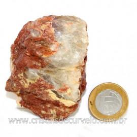 Quartzo Jiboia Bruto Calcedonia Mosaico Bruto Natural Cod 126434