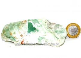 Fluorita Verde Pedra Natural Bruto Para Esoterismo Cod FV6441