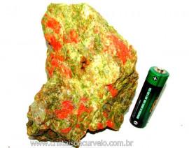 Unakita Pedra Bruta Natural De Garimpo Boa Cor Cod UB8574