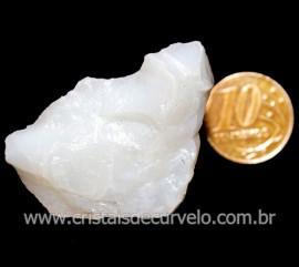 Opala Branca Pedra Genuina P/Coleçao ou Lapidaçao Cod 123806