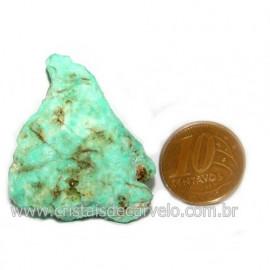 Crisoprasio Bruto Natural Pedra Familia da Calcedonia Cod 123178