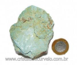 Turquesa Bruta Extra Pedra Natural Para Coleçao Cod 115952