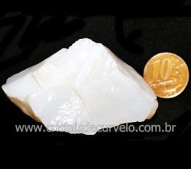 Opala Branca Pedra Genuina P/Coleçao ou Lapidaçao Cod 123808