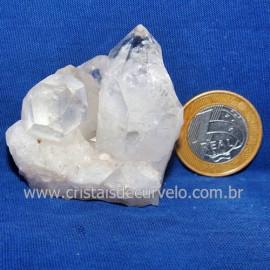 Drusa Cristal Extra Pedra Ideal Para Esoterismo Cod 121769
