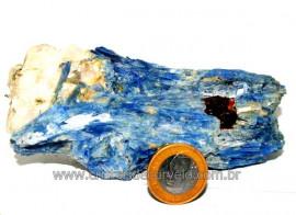 Cianita Azul Distenio Canudo Extra Pra Colecionar Cod CA8609