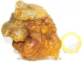 Ambar Natural Brasileiro ou Copal Resina Fossilizado Rocha Organica Cod AC9448