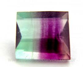 Fluorita Gema Lapidado Pedra Natural Para Montagem de Joia Fina Reff GF9902