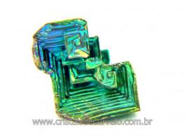 Bismuto Mineral ou Bismuth Stone Pedra Natural Cod BB6777